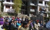 Pathak Sammelan Pangi Chamba  17 Oct. 2017